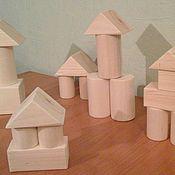 Конструктор  из дерева - развивающие игрушки   НОВИНКА!