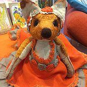 Куклы и игрушки ручной работы. Ярмарка Мастеров - ручная работа Лиса Патрикея. Handmade.