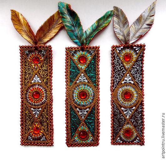 Королевские закладки для книги сделаны из натуральной монгольской кожи растительного дубления. Такая закладка смотрится замечательно, с ней вы всегда будете в центре внимания окружающих!