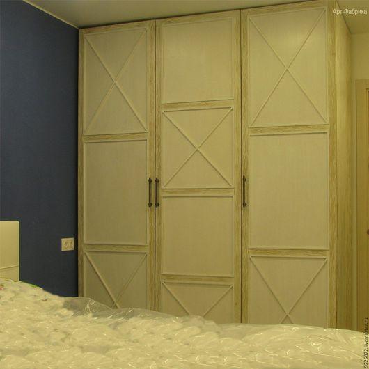 """Мебель ручной работы. Ярмарка Мастеров - ручная работа. Купить Шкаф """"Прованс"""". Handmade. Белый, прованский стиль, шкаф на заказ"""