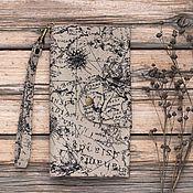 Сумки и аксессуары handmade. Livemaster - original item Holder for documents holder travel organizer. Handmade.