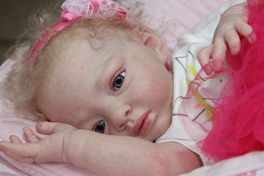 Куклы-младенцы и reborn ручной работы. Ярмарка Мастеров - ручная работа. Купить Алиса. Handmade. Кукла-реборн Алиса