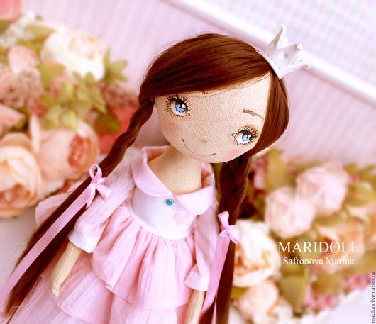Коллекционные куклы ручной работы. Ярмарка Мастеров - ручная работа. Купить Принцесса Louise. Handmade. Подарок девушке