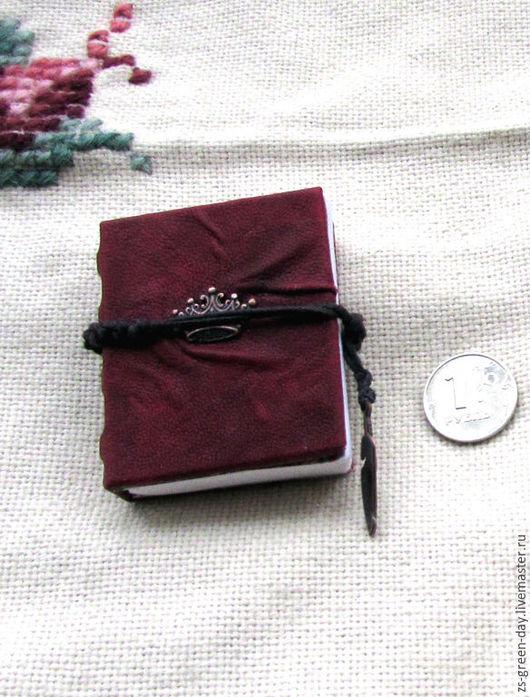 Блокноты ручной работы. Ярмарка Мастеров - ручная работа. Купить Секретная книга  корона. Handmade. Бордовый, дизайнерская бумага