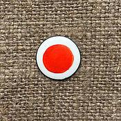 Материалы для творчества handmade. Livemaster - original item Overglaze paint Dulevo No. №5618 red. Handmade.