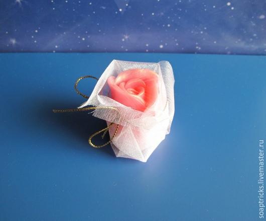 Мыло ручной работы. Ярмарка Мастеров - ручная работа. Купить Мыло Бутон розы. Handmade. Роза, подарок женщине