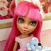 Куклы и игрушки ручной работы. Ярмарка Мастеров - ручная работа кукла Мариночка. Handmade.