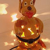 handmade. Livemaster - original item Table lamp