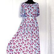 Одежда handmade. Livemaster - original item Dress from staple the New