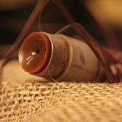 Косметика ручной работы. Ярмарка Мастеров - ручная работа Бальзам для губ Шоколадка. Handmade.