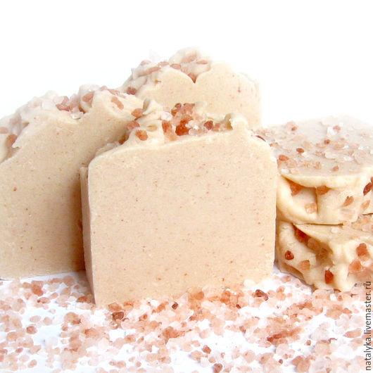 Соляное мыло, натуральное мыло ручной работы, органическая косметика, натуральная косметика ручной работы