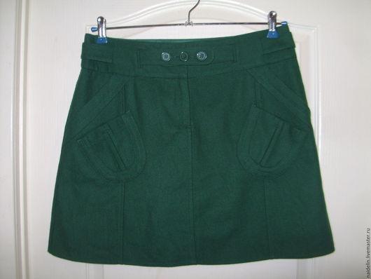 Одежда. Ярмарка Мастеров - ручная работа. Купить Юбка юбочка мини из шерсти в стиле хиппи.Для молодых и дерзких. Handmade.
