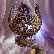 """Для дома и интерьера ручной работы. Ярмарка Мастеров - ручная работа Ваза """"Медной горы цветок"""". Handmade."""