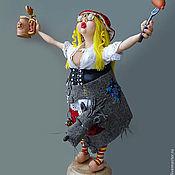 Портретная кукла: Красная шапочка 2