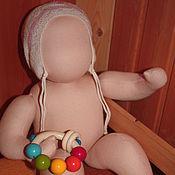 Заготовки для кукол и игрушек ручной работы. Ярмарка Мастеров - ручная работа Заготовка бэби вальдорфского. Handmade.
