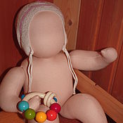 Куклы и игрушки handmade. Livemaster - original item Blank baby Waldorf. Handmade.