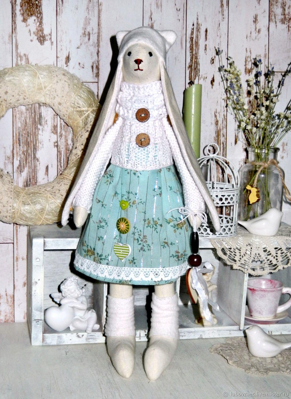 Заяц Тильда в белом, Тильды, Йошкар-Ола, Фото №1