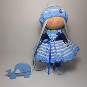 Куклы и пупсы ручной работы. Ярмарка Мастеров - ручная работа Кукла интерьерная. Handmade.