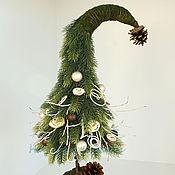 Подарки к праздникам ручной работы. Ярмарка Мастеров - ручная работа Ёлка новогодняя классическая из искусственной хвои. Handmade.