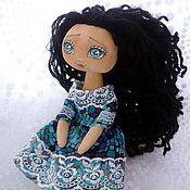 Куклы и игрушки handmade. Livemaster - original item The East - business thin.... Handmade.