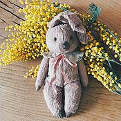 Куклы и игрушки handmade. Livemaster - original item Teddy-crumb Zaya. Handmade.