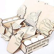 """Мягкие игрушки ручной работы. Ярмарка Мастеров - ручная работа Творческий набор для мальчиков  """"Раскрась и играй"""". Handmade."""