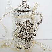 Для дома и интерьера ручной работы. Ярмарка Мастеров - ручная работа Старый кувшин. Handmade.