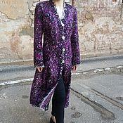 """Одежда ручной работы. Ярмарка Мастеров - ручная работа Пальто """"Креатив"""". Handmade."""