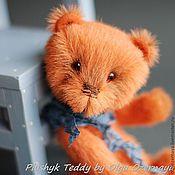Куклы и игрушки ручной работы. Ярмарка Мастеров - ручная работа Мишка тедди Леннар. Handmade.