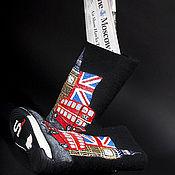 Обувь ручной работы. Ярмарка Мастеров - ручная работа Лондон. Handmade.
