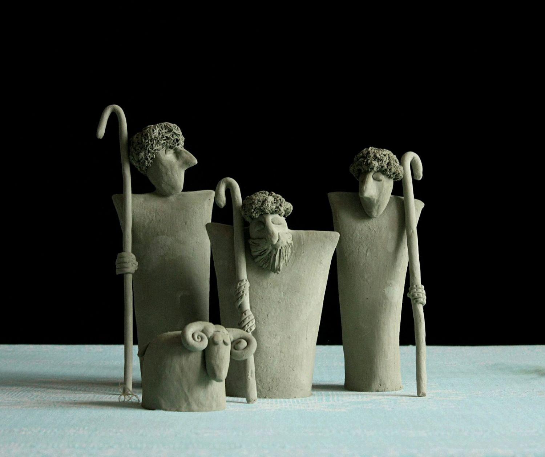 Чабаны, Скульптуры, Тюмень,  Фото №1