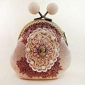 Сумки и аксессуары handmade. Livemaster - original item Vintage purse. Handmade.