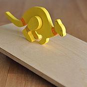 Куклы и игрушки ручной работы. Ярмарка Мастеров - ручная работа Шагающая Кенгуру. Handmade.