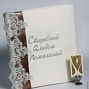 Books handmade. Livemaster - original item Wedding album requests. Handmade.