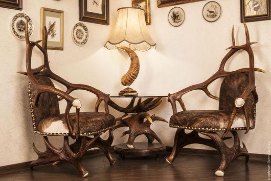 Подарок охотнику - мебель для охотничьего кабинета