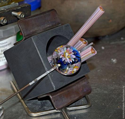 Для украшений ручной работы. Ярмарка Мастеров - ручная работа. Купить Форма(25) из графита для сплавления стекла под мурини. Handmade.
