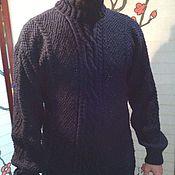 """Одежда ручной работы. Ярмарка Мастеров - ручная работа Джемпер мужской """"Папай"""". Handmade."""