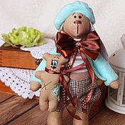 Куклы и игрушки ручной работы. Ярмарка Мастеров - ручная работа Зайка Эрик. Handmade.