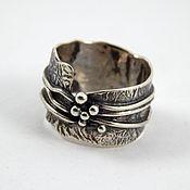 Украшения handmade. Livemaster - original item Ring silver. Handmade.