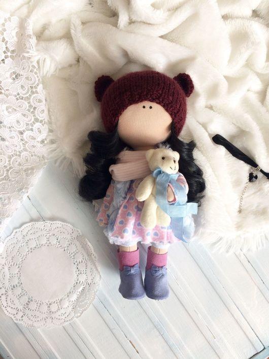 """Куклы тыквоголовки ручной работы. Ярмарка Мастеров - ручная работа. Купить Кукла на заказ """"Валерия"""". Handmade. Кукла ручной работы"""
