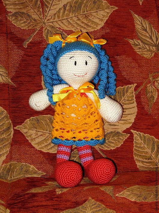 Человечки ручной работы. Ярмарка Мастеров - ручная работа. Купить кукла Оля. Handmade. Кукла, дети, ребенок, радость