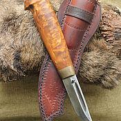 Ножи ручной работы. Ярмарка Мастеров - ручная работа Нож финский ручной работы. Handmade.