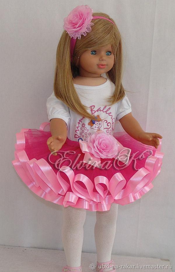 Full skirt with satin ribbon, Skirts, Naberezhnye Chelny,  Фото №1