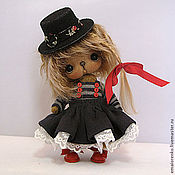 Куклы и игрушки ручной работы. Ярмарка Мастеров - ручная работа Пепита. Handmade.