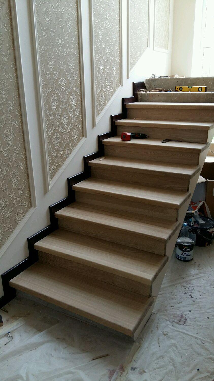 Лестница деревянная  купить