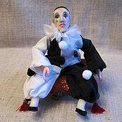 """Куклы и игрушки ручной работы. Ярмарка Мастеров - ручная работа Кукла """"Домино"""". Handmade."""