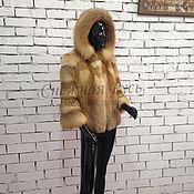 Одежда handmade. Livemaster - original item The coat of Fox. Handmade.