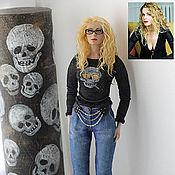 Куклы и пупсы ручной работы. Ярмарка Мастеров - ручная работа Пример портретной куклы. Handmade.
