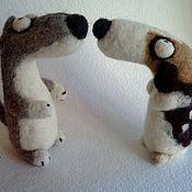 Куклы и игрушки ручной работы. Ярмарка Мастеров - ручная работа Жил-был пёс. Handmade.