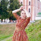 """Одежда ручной работы. Ярмарка Мастеров - ручная работа Платье """" Таинственный вечер"""". Handmade."""